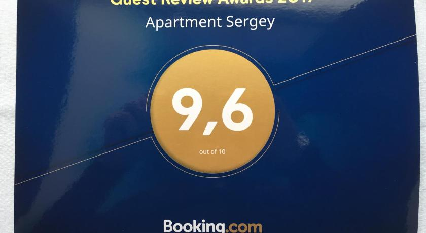 Apartment Sergey