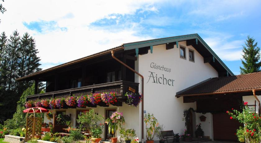 Gästehaus Aicher Sulzbacher Straße 89 Inzell