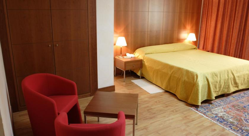 Deluxe Double or Twin Room with Spa Package - Guestroom Parc Hotel Villa Immacolata