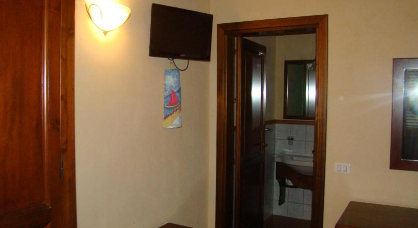 Budget Single Room - Guestroom Baglio Cudia Resort