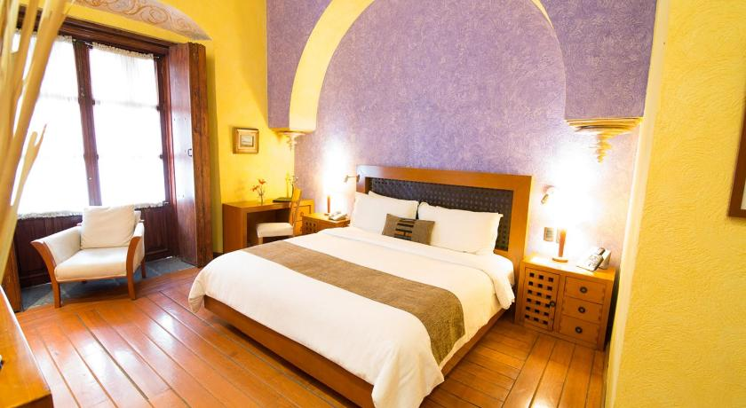 More about Hotel Boutique Casona de la China Poblana - Adults Only