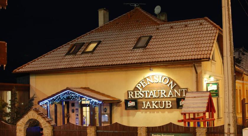 Penzion Jakub Zeleznicna 1111 Poprad