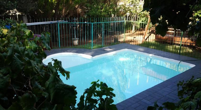 Piscina SunRose Group of Guesthouses