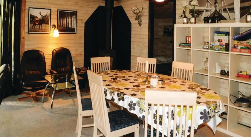 Four-Bedroom House Holiday home Hybenvangen Oksbøl XI