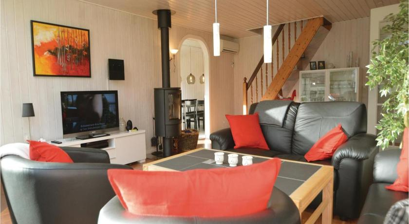 Four-Bedroom House Holiday home Sønderballevej Blåvand III