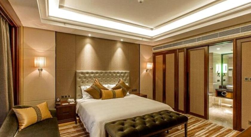 Superior Queen Room - Guestroom Wyndham Grand Plaza Royale Chenzhou