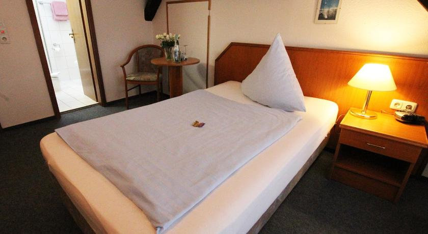 Single Room Berghotel Wolfshagen Garni