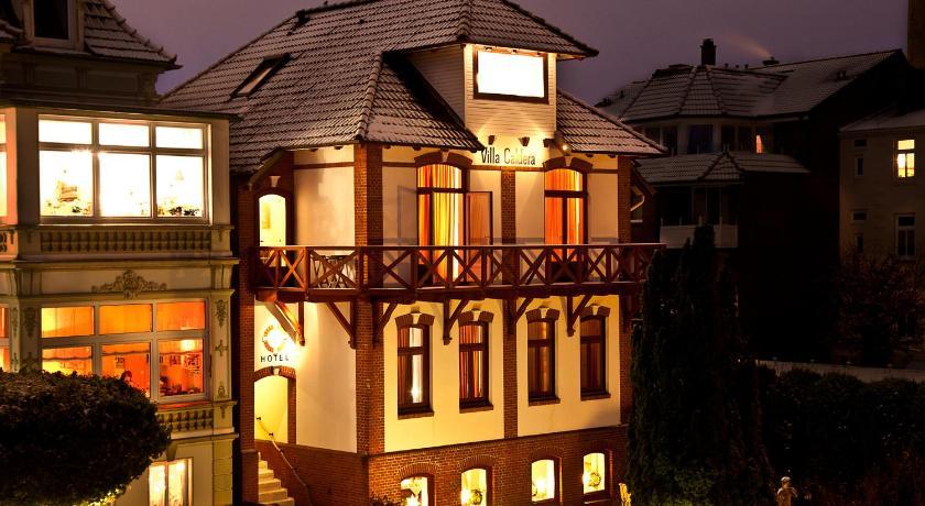 Hotel Villa Caldera Döser Seedeich 4 Cuxhaven