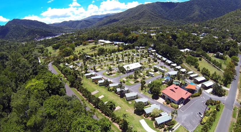 BIG4 Cairns Crystal Cascades Holiday Park