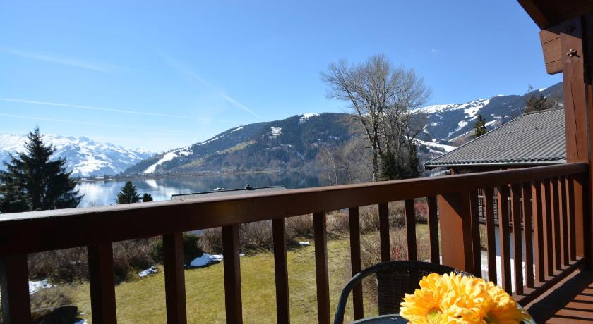 altan/terrasse Apartment LAKE and MOUNTAIN View - Zell am See