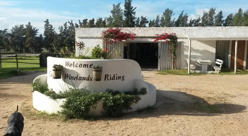 More about Cape Winelands Riding