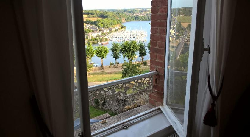 Superior Double Room with Spa Bath - View Vue de la Rance