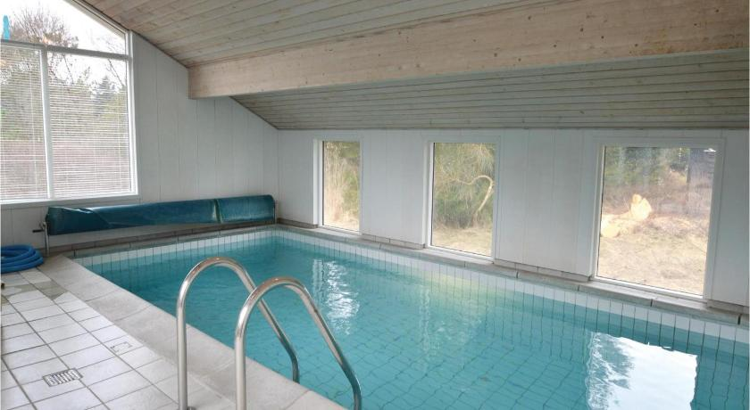 Swimming pool Holiday home C. J. Thaningsvej Fjerritslev VI