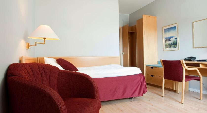 Single Room - Bed First Hotell Kramm