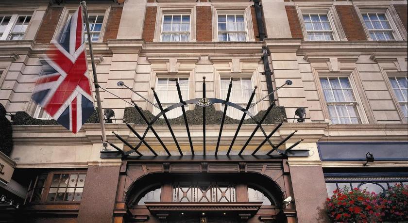 Hotel di lusso a londra victoria alberghi di charme e spa for Palazzo in stile messicano