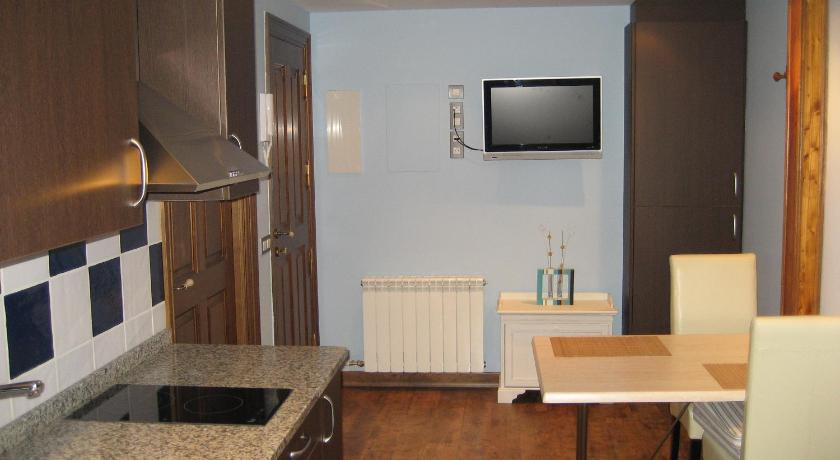 Studio Double or Twin (2 Adults) Apartamentos la Demanda