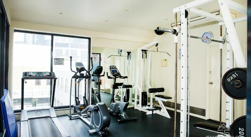 Fitness center Exclusive Stays - Yarra Condos