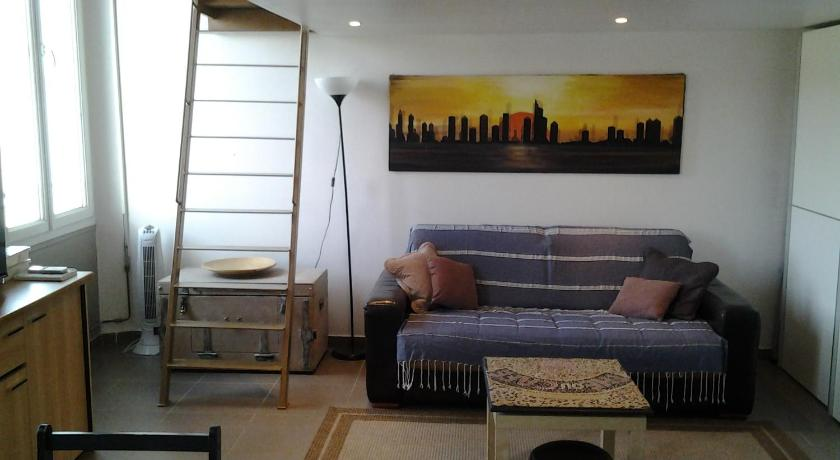 Estudi (4 Adults) Studio Cannes