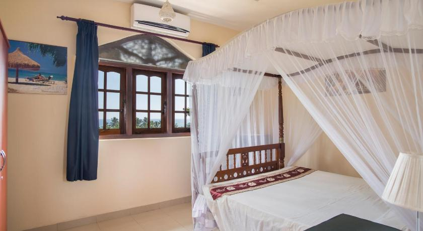 Classic Double Room with Sea View and Air Condition Villa in Paradise