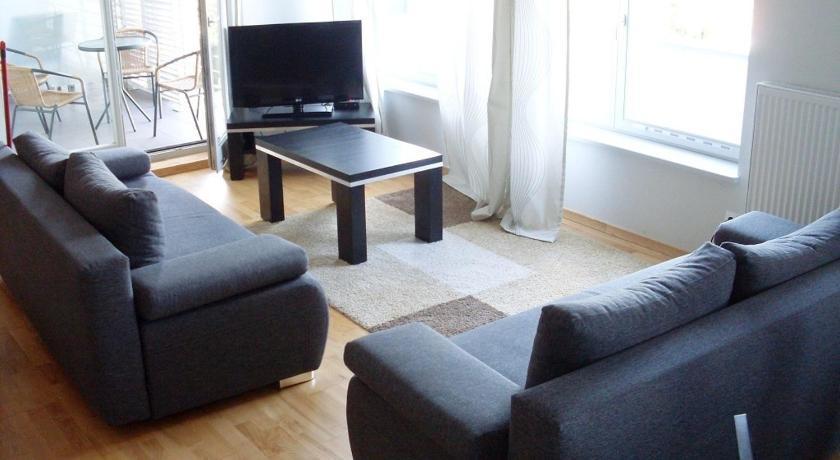 Apartamenty Sun&Snow Świnoujscie SPA Cieszkowskiego 3 Świnoujście