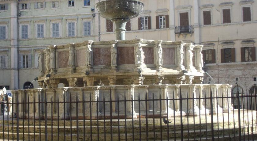 Albergo Anna Via Dei Priori 48 Perugia