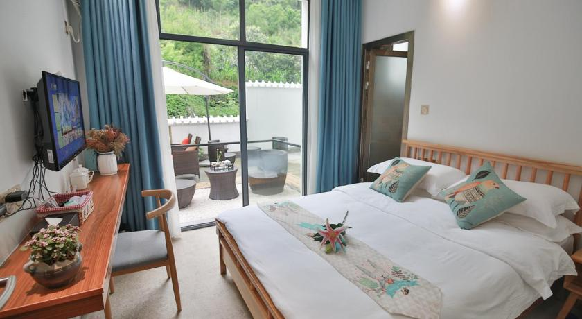 Single Room with Garden View - Guestroom Yinshe Guesthouse