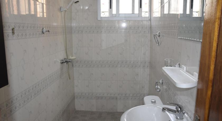 Bathroom Abidjan Apartments