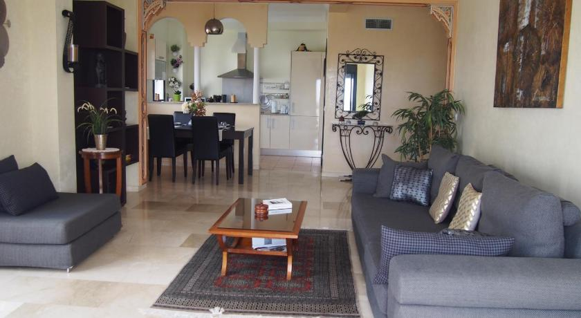 Two-Bedroom Apartment (4 Adults) Les Jardins d'Asilah
