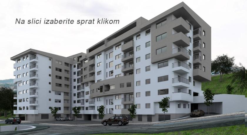 Skenderija Centar Apartment