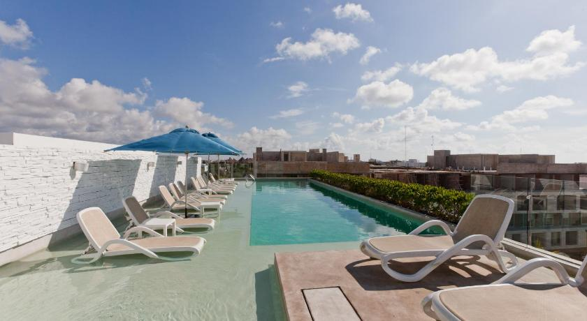Pool Anah Luxury Penthouse Apartment