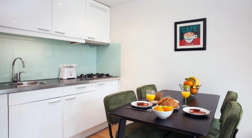 Stayci Serviced Apartments Central Station