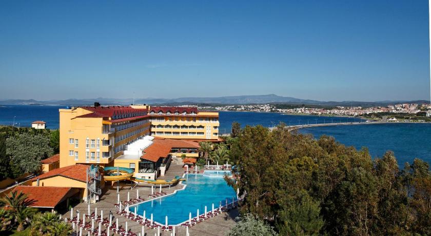 Halic Park Hotel Cunda Türkiye - agoda.com'dan EN UYGUN