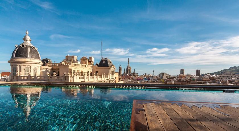 boutique hotels in barcelona  425