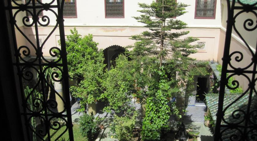 Double Room with Garden View Riad Jaouhara