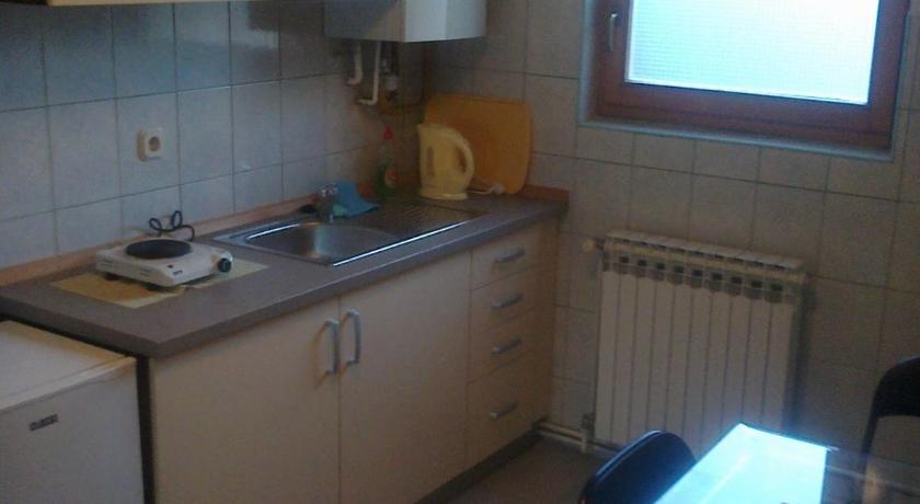 One-Bedroom Apartment Apartments Sarajevo-Comfort