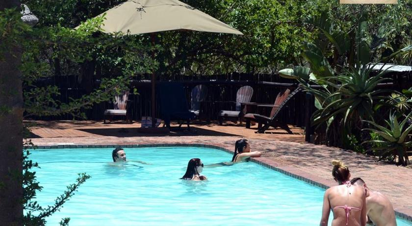 Piscina Thornhill Safari Lodge
