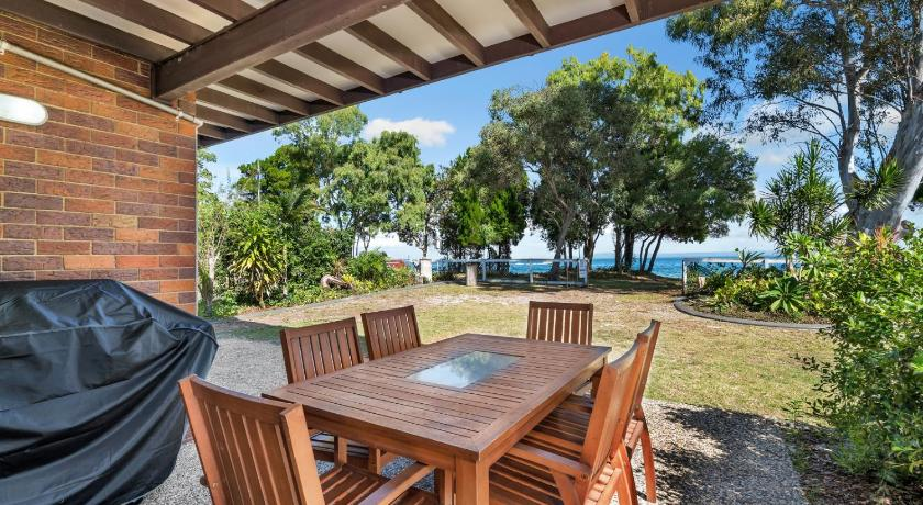 Balcony/terrace Bribie Beach House