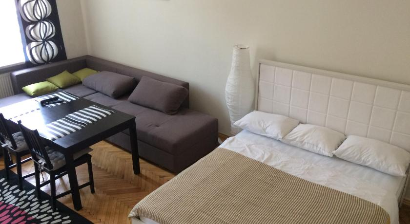 Appartement met balkon Cozy Apartment