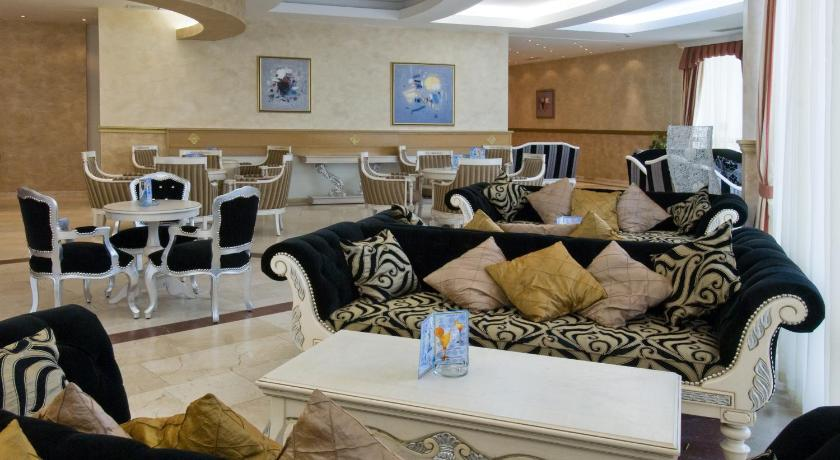 Előcsarnok Duni Marina Royal Palace Hotel - All Inclusive