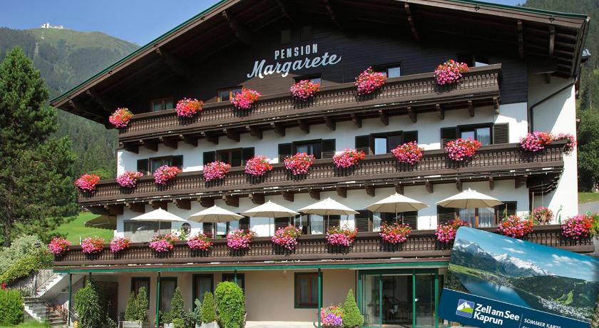 More about Pension Margarete