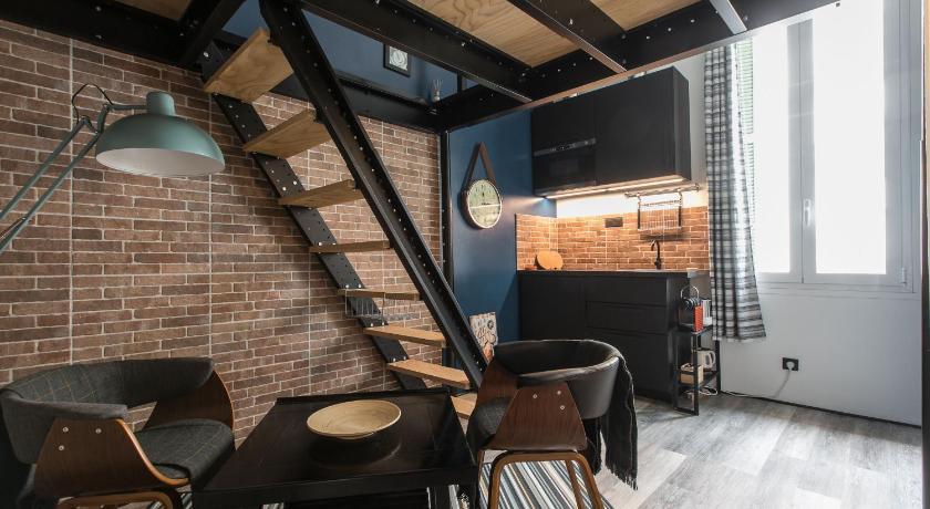 Mezzanine Studio near Monaco - Roquebrune-Cap-Martin ...