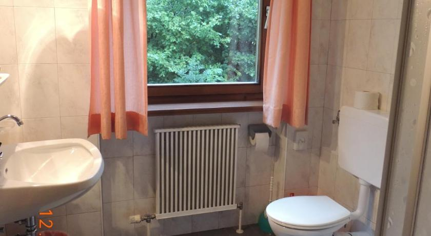 Bathroom Appartement Tyrol