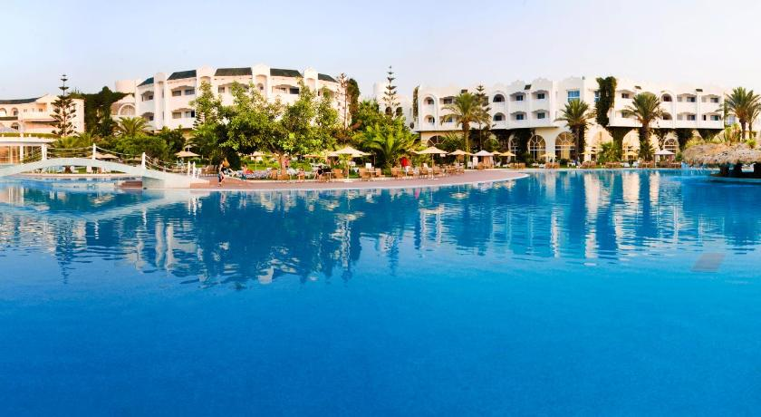 Standard Double Room - Swimming pool LTI Mahdia Beach