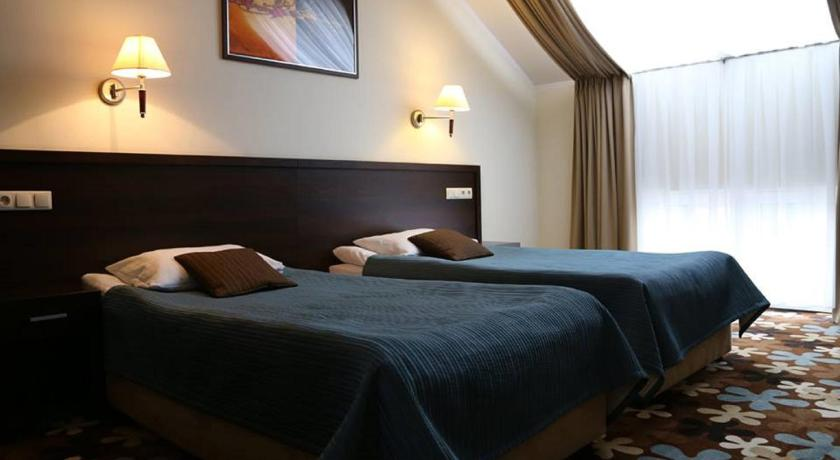 Double or Twin Room Hotel Atena Wedding, Business & Spa