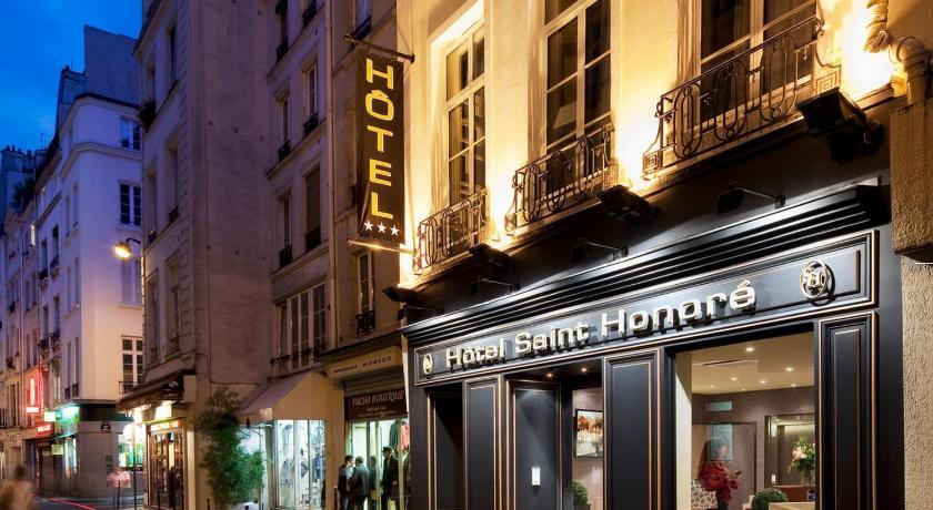Hotel Best Western Premier Louvre Saint Honore Paris France