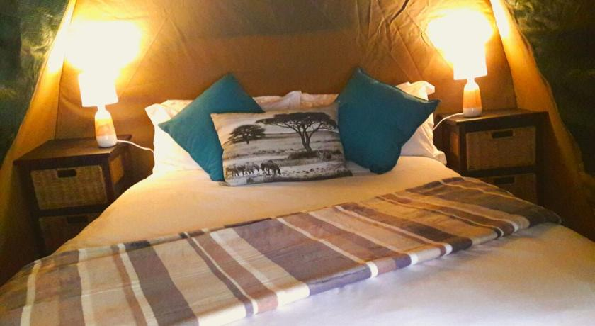 Telt Beyond the Boma Boutique Guesthouse