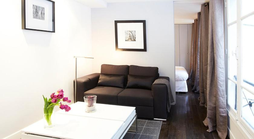 Luxury OneBedroom in Le Marais Paris