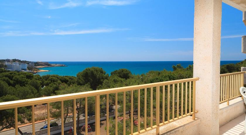 Studio Apartment with See View UHC Salou Pacific Apartments
