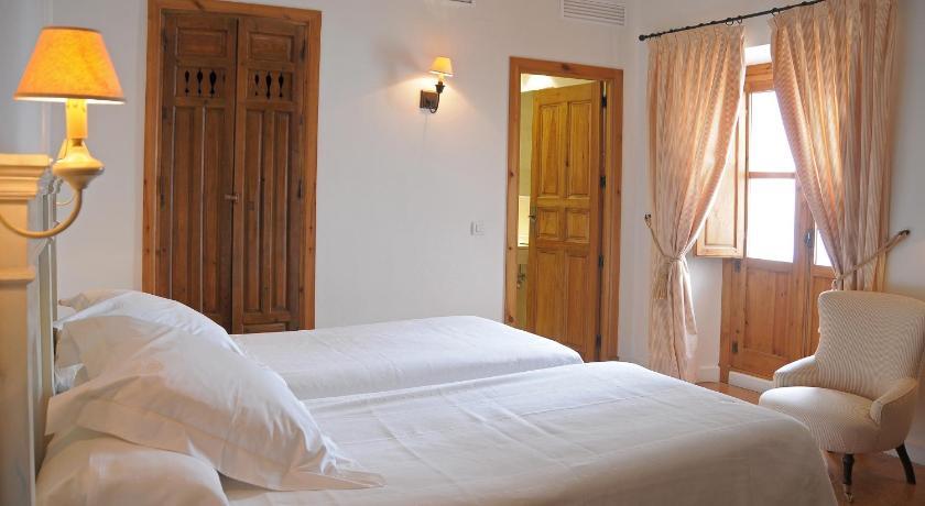 hoteles con encanto en jaén  66