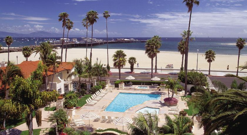 Santa Barbara West Beach Hotels The Best Beaches In World